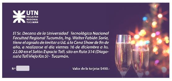 Universidad Tecnológica Nacional Facultad Regional Tucumán